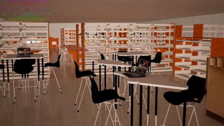 Bibliotecas Minimalistas